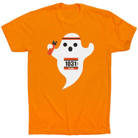 Running Short Sleeve T-Shirt - Faster Than Boo