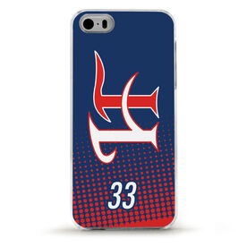 iPhone® Case - Hamilton Fairfield Logo with Number