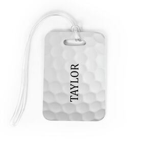 Golf Bag/Luggage Tag - Personalized Graphic