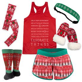 Favorite Things Running Outfit