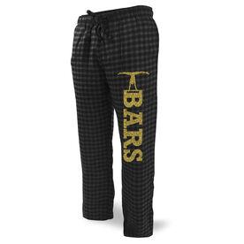 Gymnastics Lounge Pants Bars
