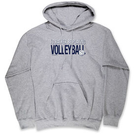 Volleyball Standard Sweatshirt I'd Rather Be Playing Volleyball
