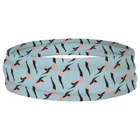 Swimming Multifunctional Headwear - Swimmer Pattern RokBAND