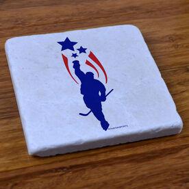 Hockey Spirit - Stone Coaster