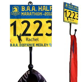 Your Race Bib Medal Hook