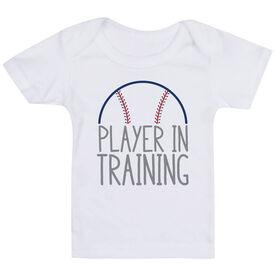 Baseball Baby T-Shirt - Player In Training