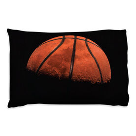Basketball Pillowcase - Up In The Sky