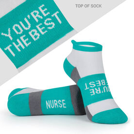 Socrates® Woven Performance Sock - Nurse