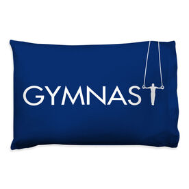 Gymnastics Pillowcase - With Rings