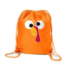 Sport Pack Cinch Sack - Goofy Turkey