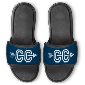 Cross Country Repwell® Slide Sandals - CC Arrow