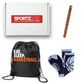 Basketball SportzBox Gift Set- Free Throw