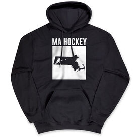 Hockey Standard Sweatshirt - Hockey State Massachusetts