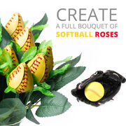 Softball Rose