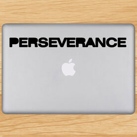Perseverance Removable GoneForaRunGraphix Laptop Decal