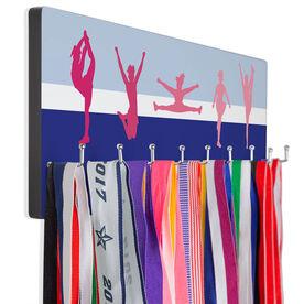 Cheer Hook Board Cheerleader Silhouettes