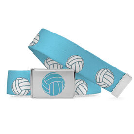 Volleyball Lifestyle Belt Cartoon
