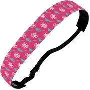 Skiing Juliband No-Slip Headband - Ski Pattern