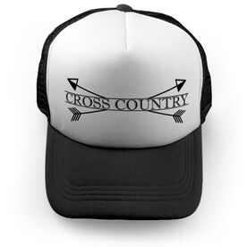 Cross Country Trucker Hat - Crest
