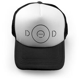 Wrestling Trucker Hat - Dad Mat