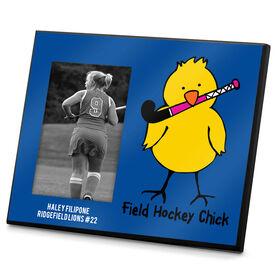 Field Hockey Photo Frame Field Hockey Chick