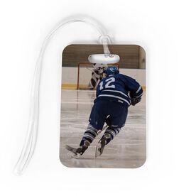 Hockey Bag/Luggage Tag - Custom Photo