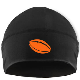 Beanie Performance Hat - Football Icon