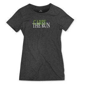 Women's Everyday Runners Tee Carpe The Run