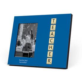 Personalized Photo Frame - Teacher Tiles
