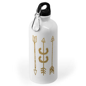 Cross Country 20 oz. Stainless Steel Water Bottle - Arrows