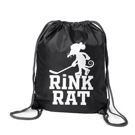 Hockey Sport Pack Cinch Sack - Rink Rat