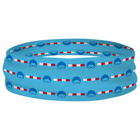 Swimming Multifunctional Headwear - Swimming Pattern RokBAND