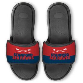 Crew Repwell™ Slide Sandals - Team Name Colorblock