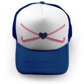 Field Hockey Trucker Hat - Stick Together