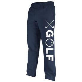 Golf Fleece Sweatpants Golf