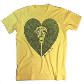 Vintage Lacrosse T-Shirt - Love to Lax