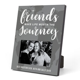 Personalized Photo Frame - Friends Journey