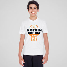 Basketball Short Sleeve Performance Tee - Nothin But Net