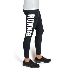 Runner's High Print Leggings Runner