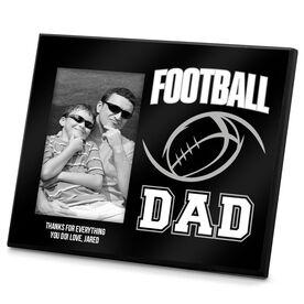 Football Photo Frame Football Dad