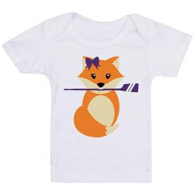 Crew Baby T-Shirt - Crew Fox