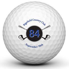 Personal Best Golf Ball