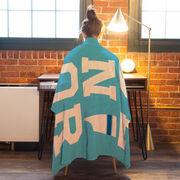 Crew Premium Blanket - Personalized Senior