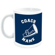 Cheerleading Coffee Mug Coach