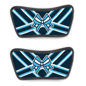 Cheerleading Repwell® Sandal Straps - Cheer Bow