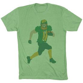 Football Vintage Lifestyle T-Shirt - Leprechaun