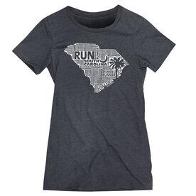 Women's Everyday Runners Tee South Carolina State Runner