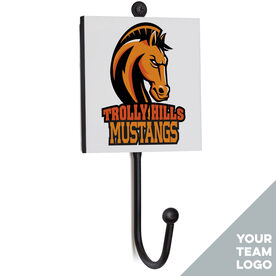 Basketball Medal Hook - Your Logo