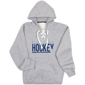 For Hockey Players Only Sweatshirt - I'd Rather Be Playing Hockey