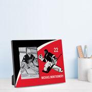 Hockey Photo Frame - Stonewall Goalie
